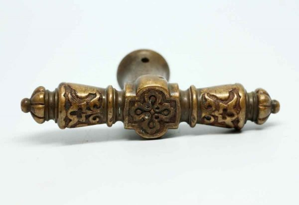Bronze Single Gothic Lever Knob - Levers