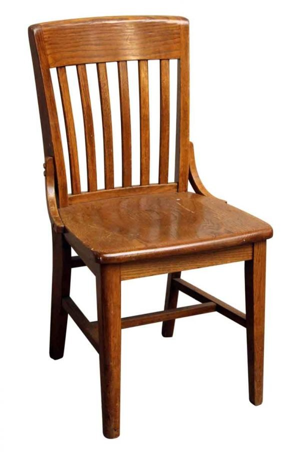 Single Wooden Chair - Seating
