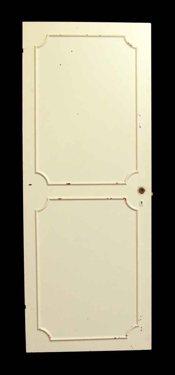 White Two Panel Doors - Standard Doors