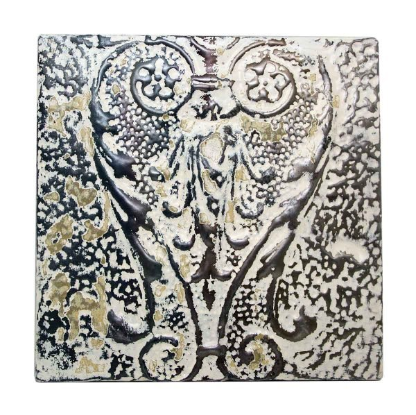 Textured Decorative Tin Panel - Tin Panels