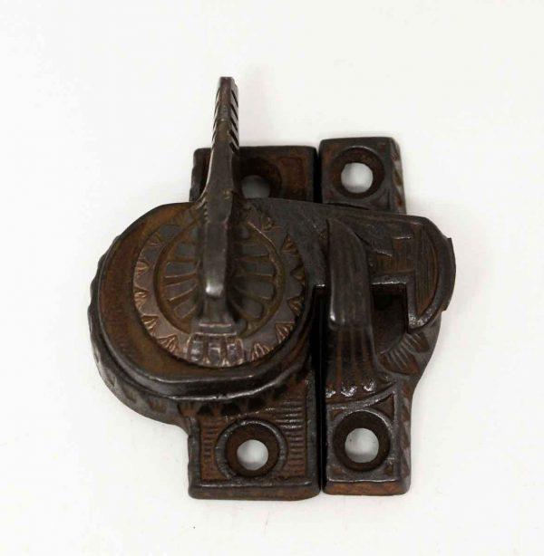Cast Iron Window Victorian Lock - Window Hardware