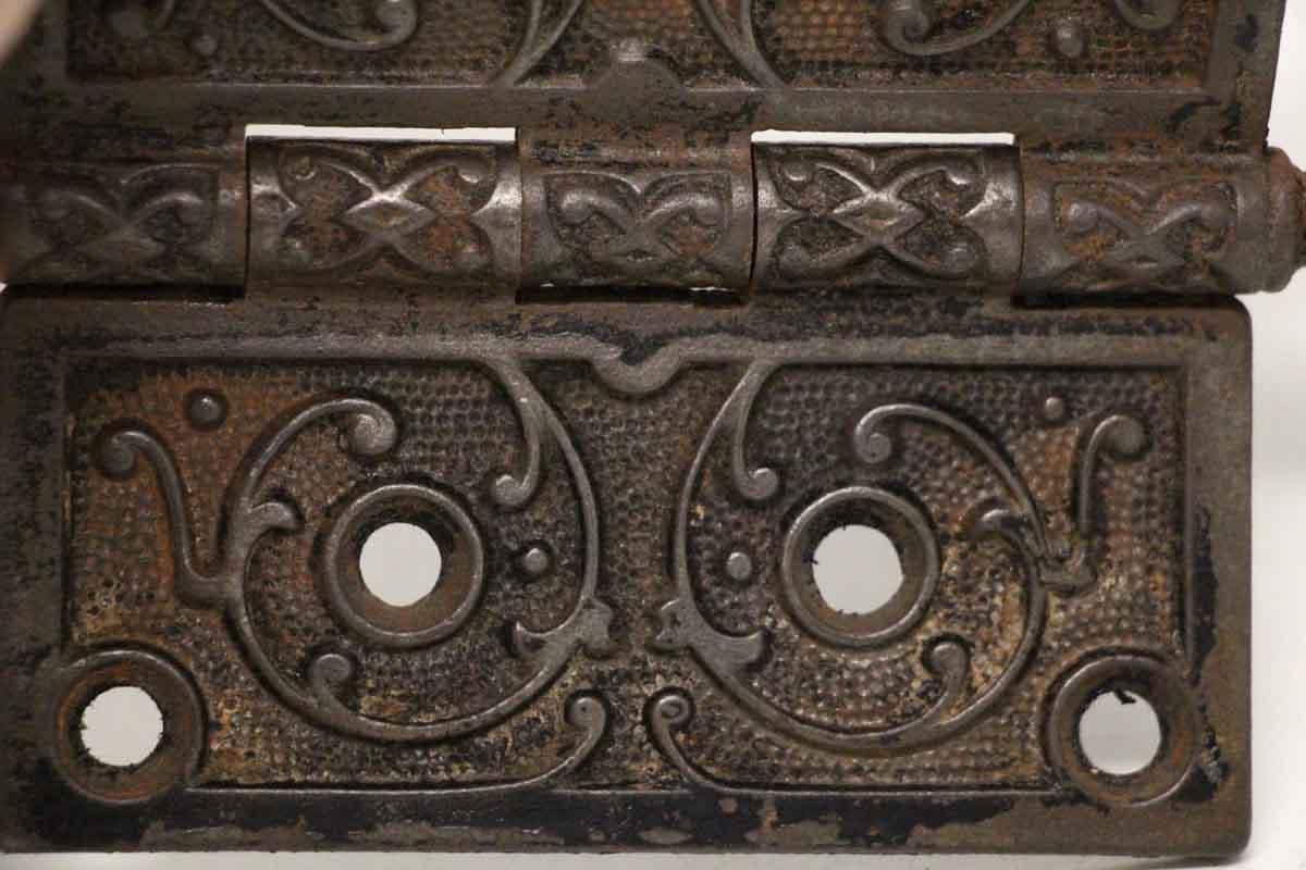 Cast Iron Victorian Steeple Door Hinge & Cast Iron Victorian Steeple Door Hinge | Olde Good Things