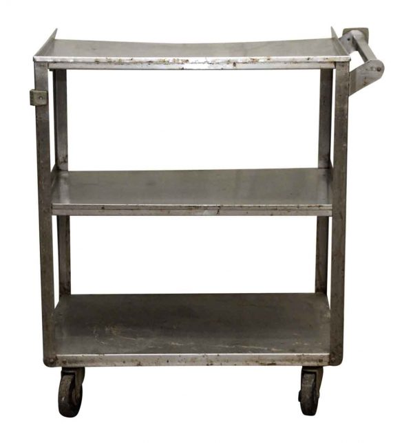 Three Tier Industrial Cart - Kitchen