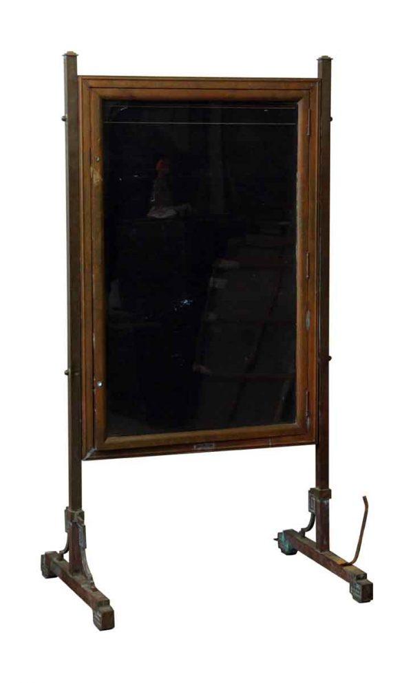 Leonard Butler Bronze Deco Bank Directory - Commercial Furniture