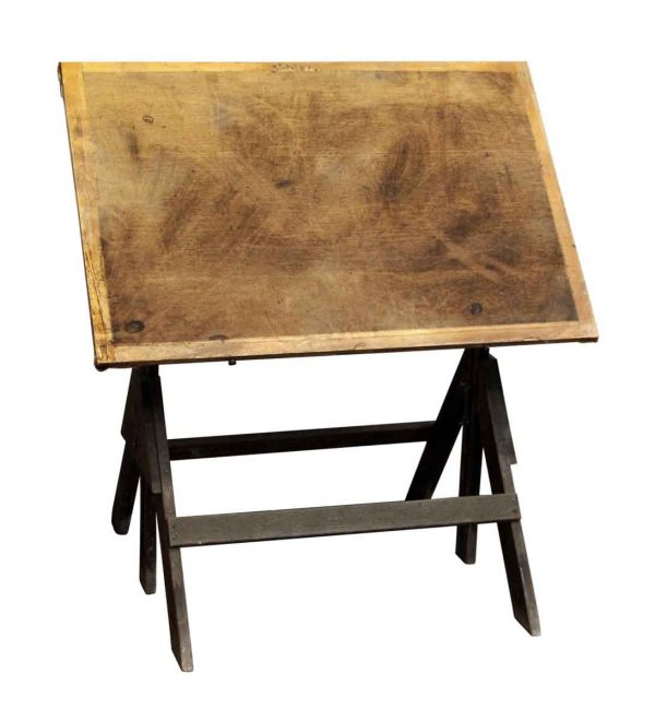All Wood Drafting Table - Drafting Tables