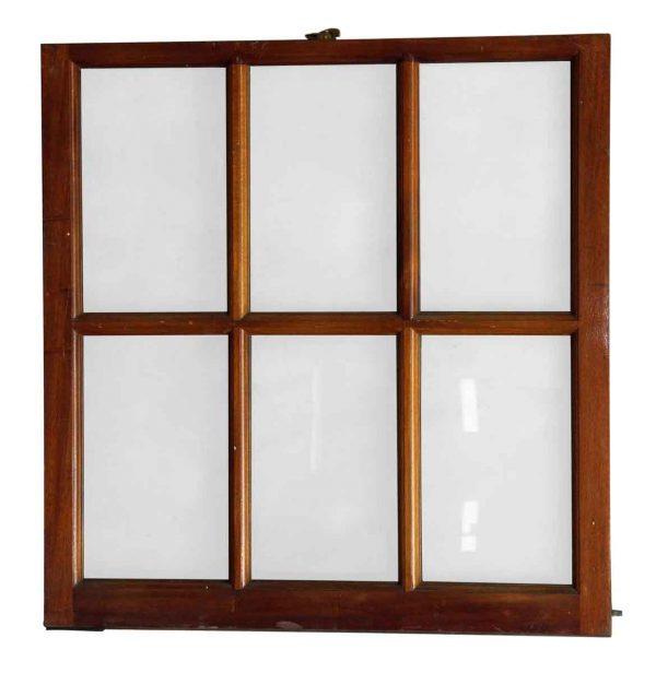 Six Pane Reclaimed Window - Reclaimed Windows