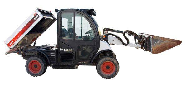 2013 Bobcat 5600 Toolcat - Machinery