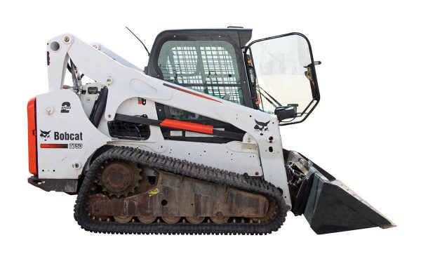 2013 Bobcat T750 Two Speed Track Steer - Machinery