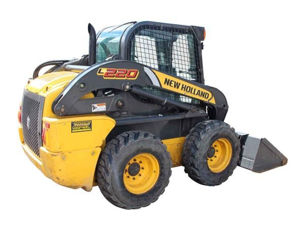 2011 New Holland Super Boom L220 Loader 366 hours - Machinery
