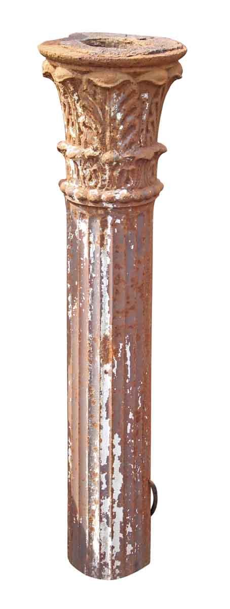 Single Short Corinthian Column - Columns & Pilasters