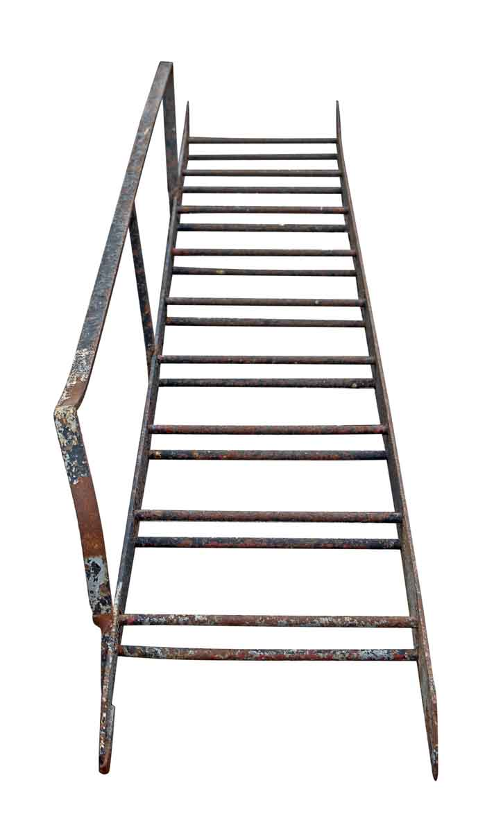 Cast Iron Fire Escape Ladder Olde Good Things