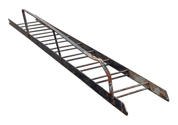 Cast Iron Fire Escape Ladder - Ladders