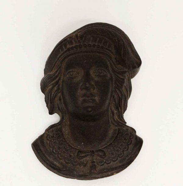 Gutta Percha Resin Christopher Columbus Mold - Industrial Molds