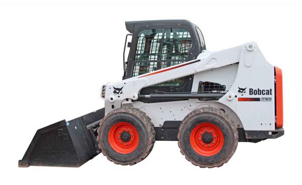 2014 Bobcat S630 T4 Skid Steer - Machinery