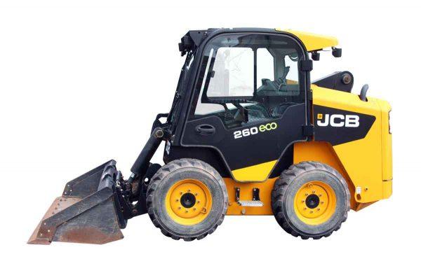 2013 JCB 260 ECO Skid Steer - Machinery