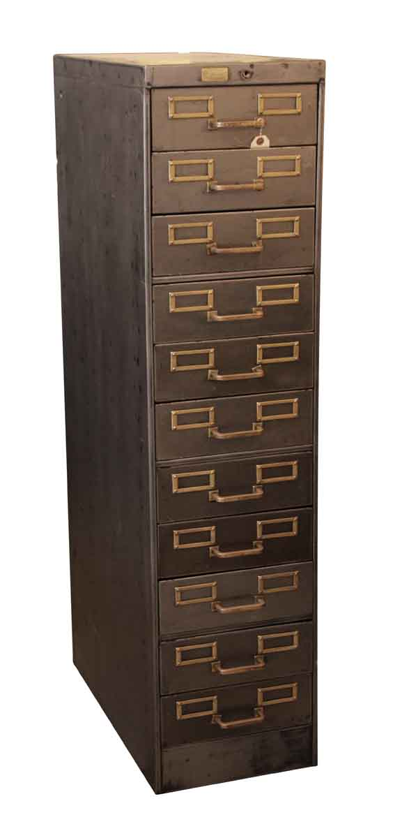 11 Drawer Steel File Cabinet - Office Furniture
