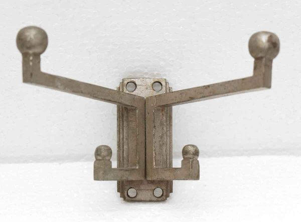 Mid Century Four Arm Hook - Single Hooks