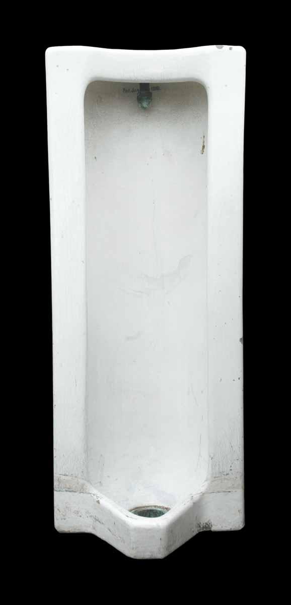 Porcelain Over Iron Urinal - Bathroom