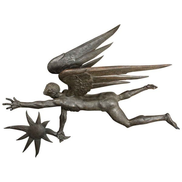 Bronze Icarus by Frank Eliscu from Greek Mythology - Statues & Sculptures