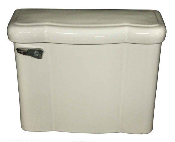 Toilet Tank Flush Top - Bathroom