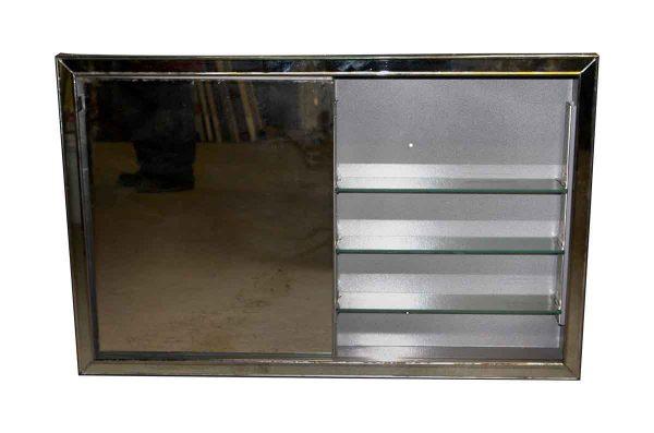 Aluminum Medicine Cabinet - Bathroom