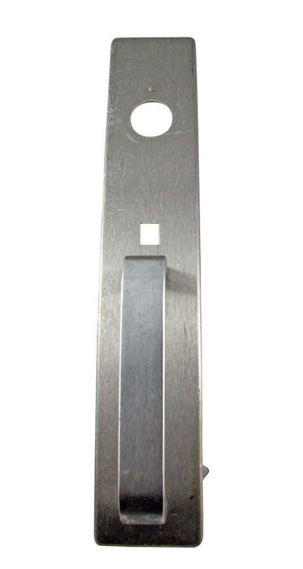 Brushed Steel Entry Door Pull - Door Pulls