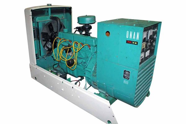 30/Ek Generator - Machinery