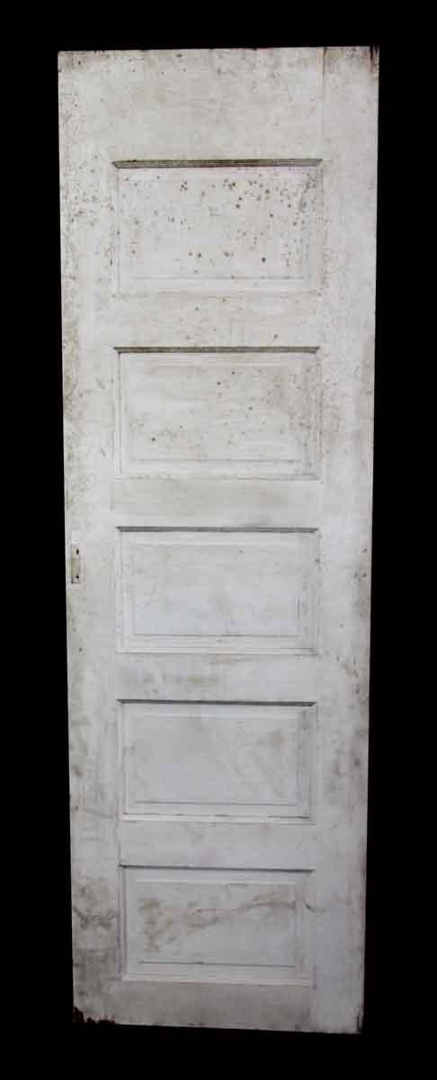 Antique Five Panel Slender Door - Standard Doors