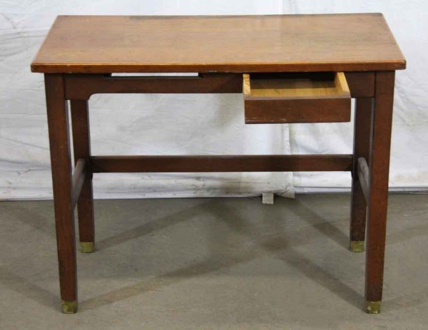 Desk with One Drawer - Office Furniture