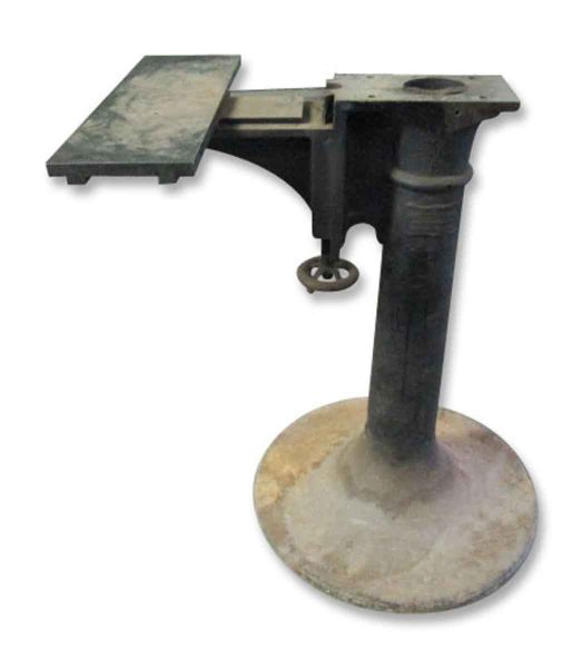 Original Industrial Iron Base - Industrial