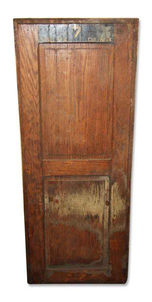 Antique Hose Cabinet - Fire Safety