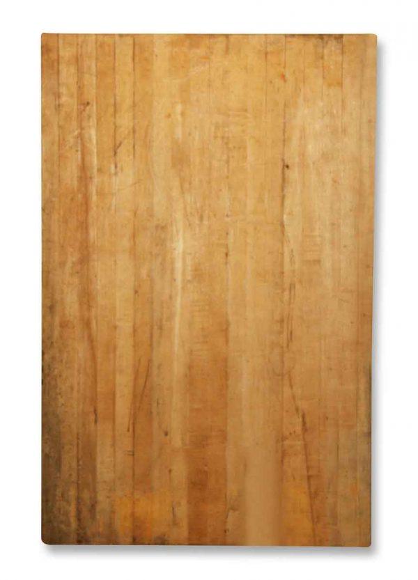 Antique Butcher Block - Flooring & Antique Wood