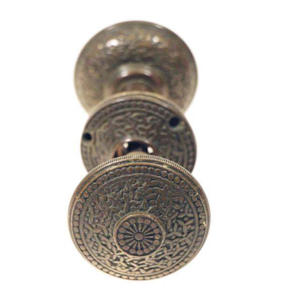 Rice Pattern Knob Set - Door Knob Sets