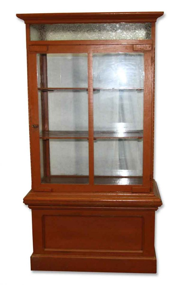Cabinet with One Glass Door - Cabinets