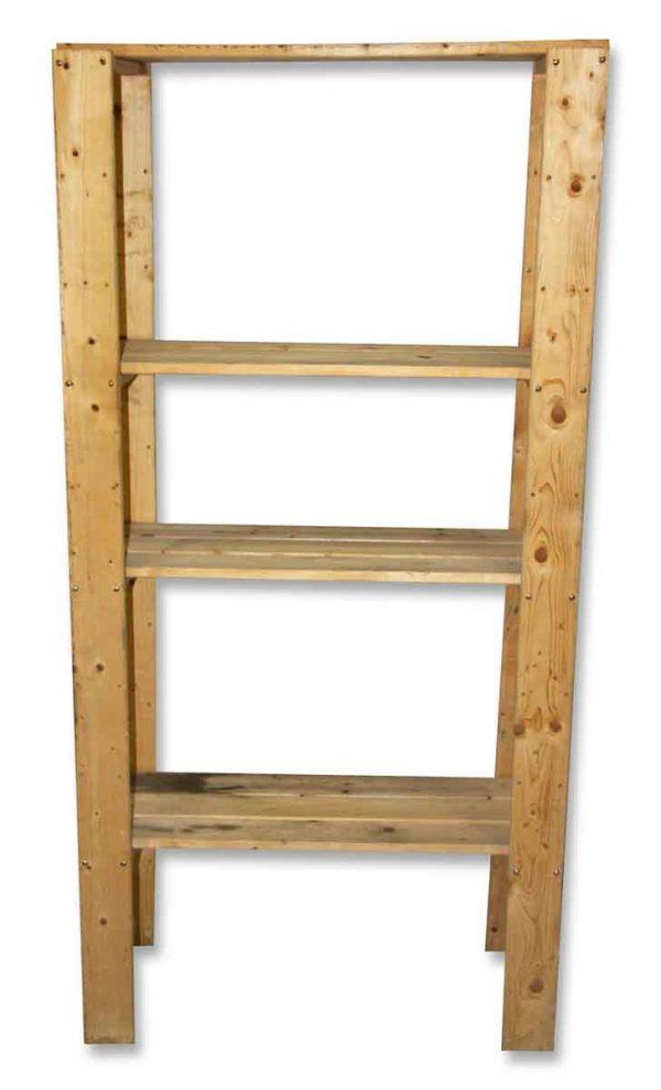 Wood Shelf - Flea Market