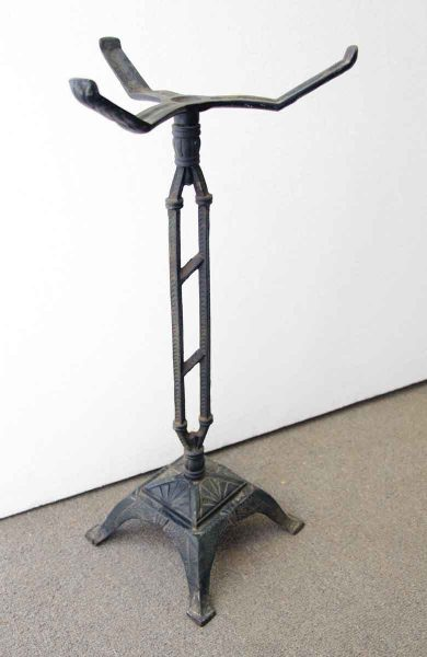 Decorative Iron Stand or Base - Decorative Metal