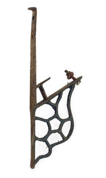 Antique Cast Iron Snow Birds - Snow Guards