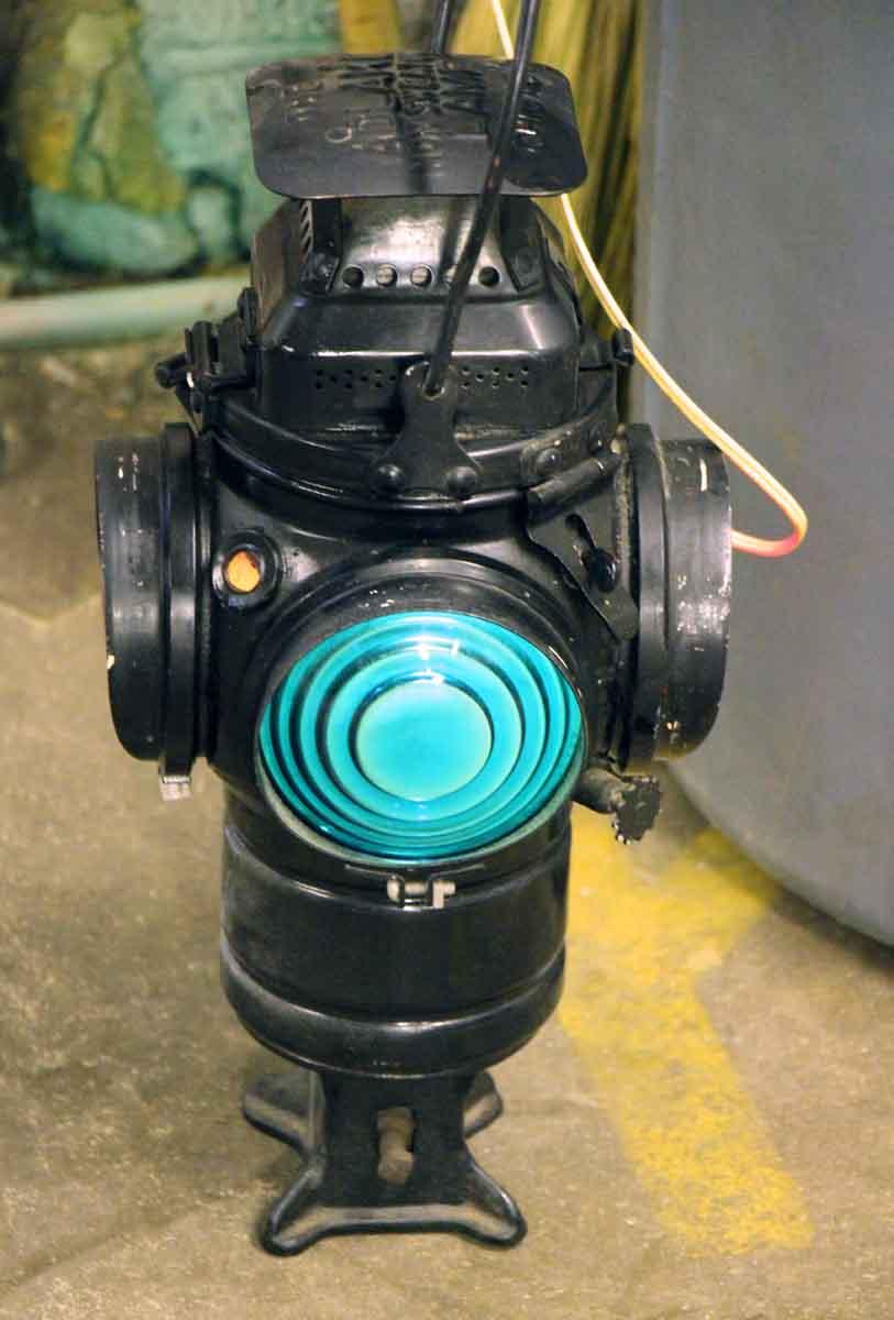 Adlake Non Sweating Lamp Railroad Signal Lantern | Olde Good Things