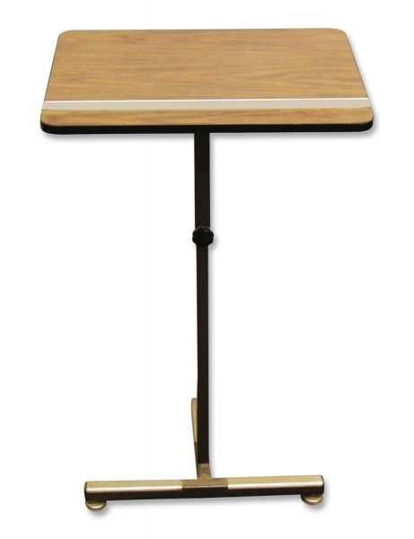 Modern Metal Podium - Commercial Furniture