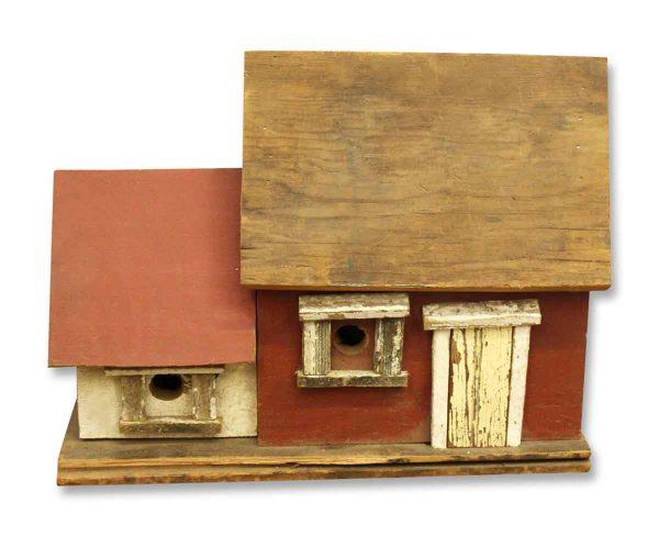 Rustic Bird House - Animal Care