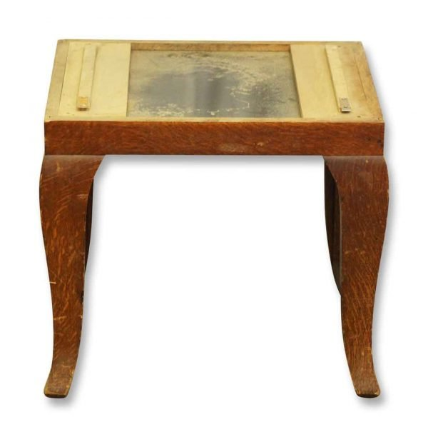 Small Wooden Table Base - Flea Market