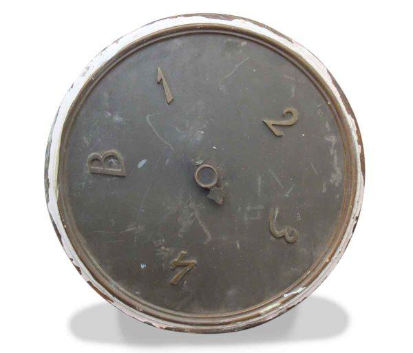 Circular Elevator Indicator - Elevator Hardware