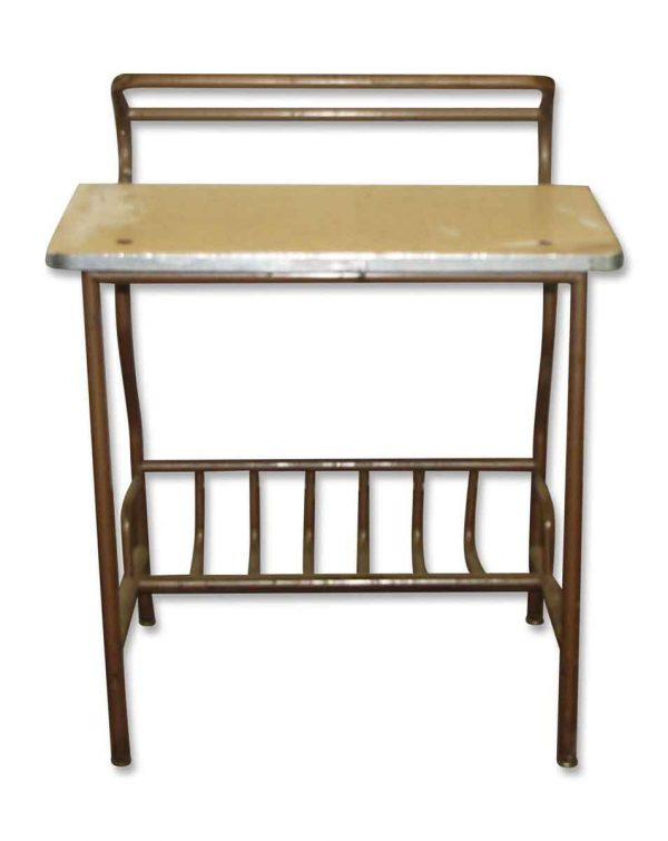 Antique Desk with Storage - Flea Market