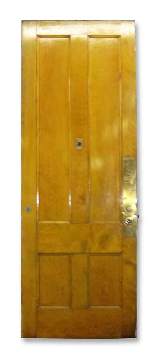 Vertical Panel Door with Peep Hole - Standard Doors