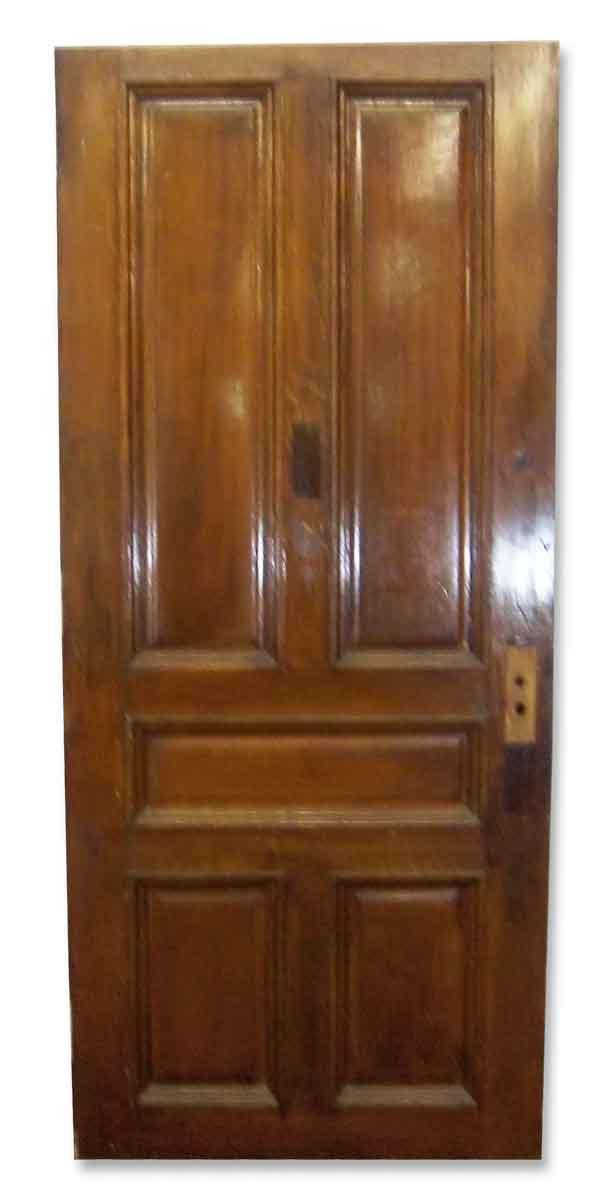 Five Panel Wooden Interior Door Olde Good Things
