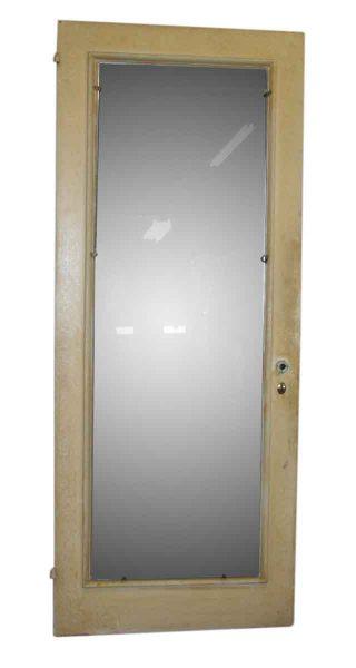 Salvaged Mirror Door - Closet Doors