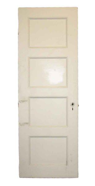 Simple Four Panel Doors - Standard Doors