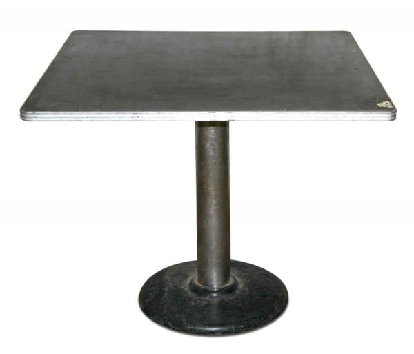 Square Metal Table - Commercial Furniture