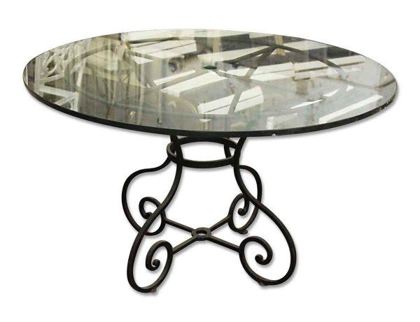 Glass Patio Table - Patio Furniture