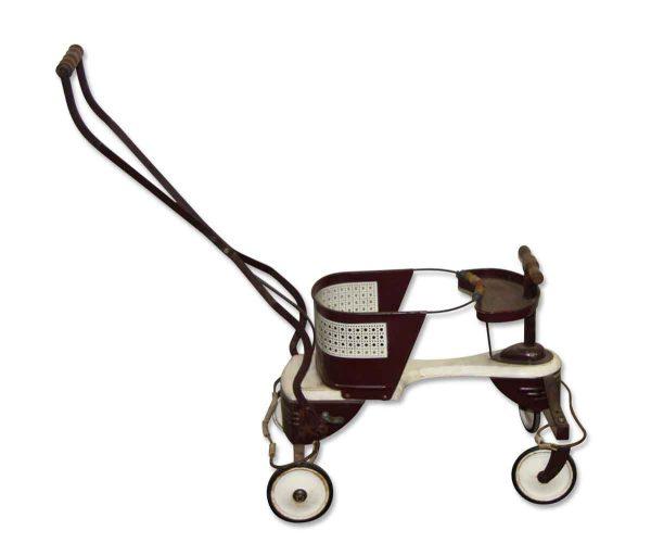 Vintage Taylor-Tot Metal Stroller - Children's Items